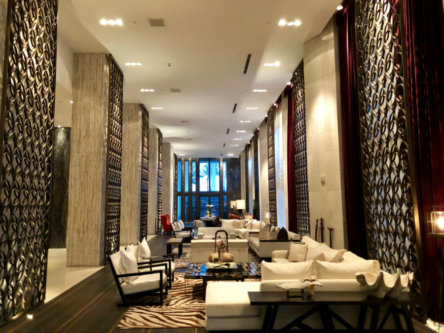 Luxury Hotel Lobby Designs Miami's 10 Best Luxury Hotel Lobby Designs WSouthBeachLobby
