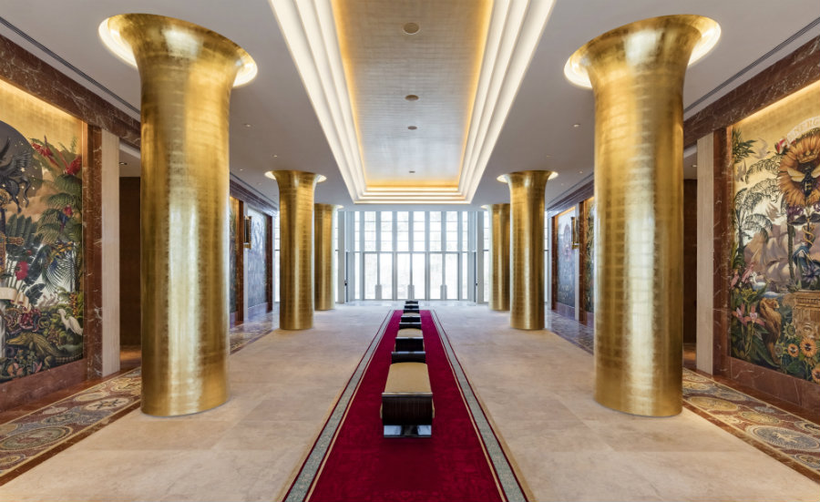 Miami's 10 Best Luxury Hotel Lobby Designs Luxury Hotel Lobby Designs Miami's 10 Best Luxury Hotel Lobby Designs faena hotel miami beach p NEW