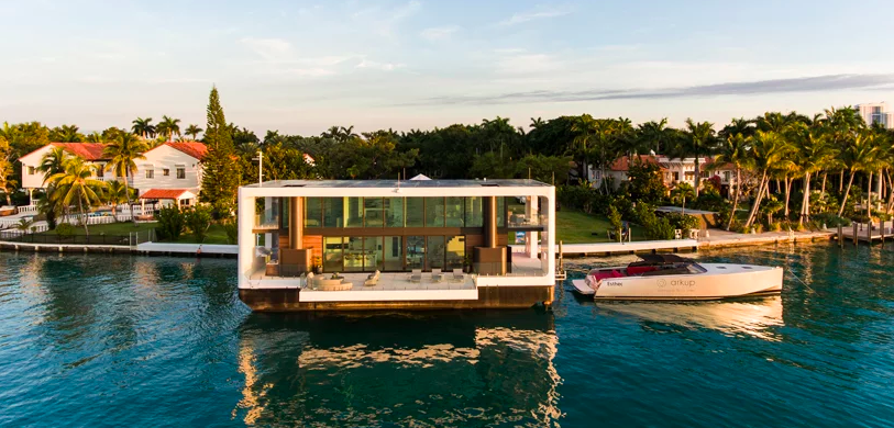 Arkup 1, The Luxurious Floating House In Miami arkup 1 Arkup 1, The Luxurious Floating House In Miami Captura de ecra   2019 04 18 a  s 17