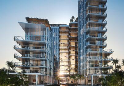 Behold The Development Of Jean Nouvel's Monad Terrace