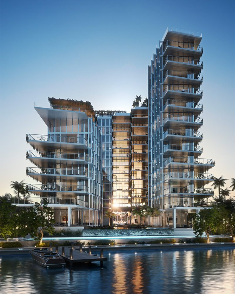 Behold The Development Of Jean Nouvel's Monad Terrace  monad terrace Monad Terrace: Behold The Development Of Jean Nouvel jean nouvel monad terrace miami beach residences designboom 01 e1556015664907