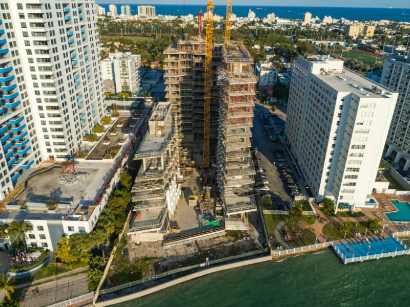 Behold The Development Of Jean Nouvel's Monad Terrace monad terrace Monad Terrace: Behold The Development Of Jean Nouvel monad terrace miami beach construction jean nouvel designboom 04 e1556015203285