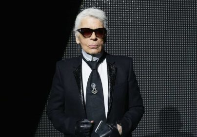 Karl Lagerfeld's Original Designs Will Be Available For Auction