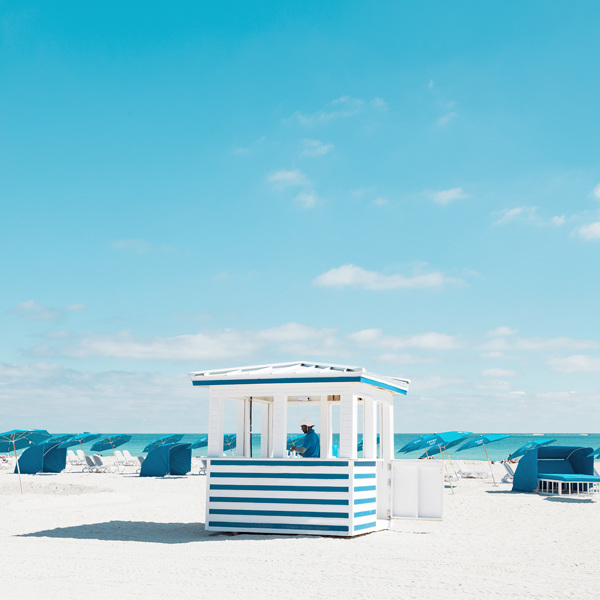 miami beach cabanas Discover These Eccentric and Colorful Miami Beach Cabanas Behar Cabana1 600