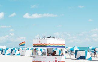 Discover These Eccentric and Colorful Miami Beach Cabanas miami beach cabanas Discover These Eccentric and Colorful Miami Beach Cabanas Behar Cabana5 600 2 324x208