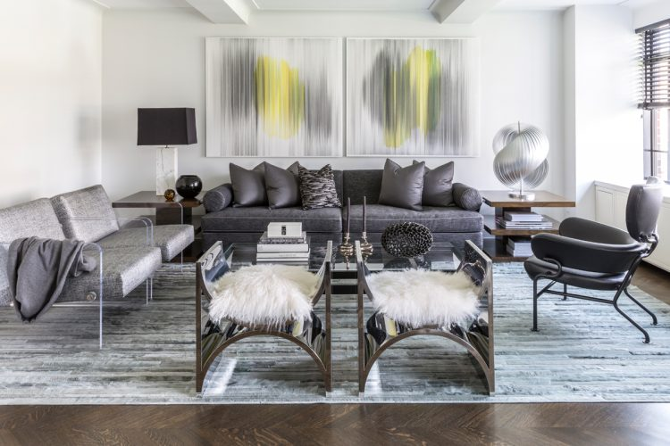 Fall In Love With Drake Anderson's Luxurious Interior Design Project drake anderson Fall In Love With Drake Anderson's Luxurious Interior Design Project New York Home by Drake Anderson with Iconic Contemporary Lighting 3 750x500