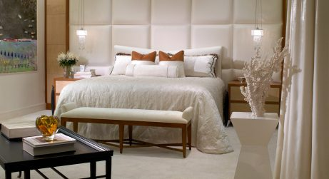 Get To Know These Miami Based Top Interior Designers - Part I top interior designers Get To Know These Florida Based Top Interior Designers – Part I 010 KATZ Master Bedroom 461x251