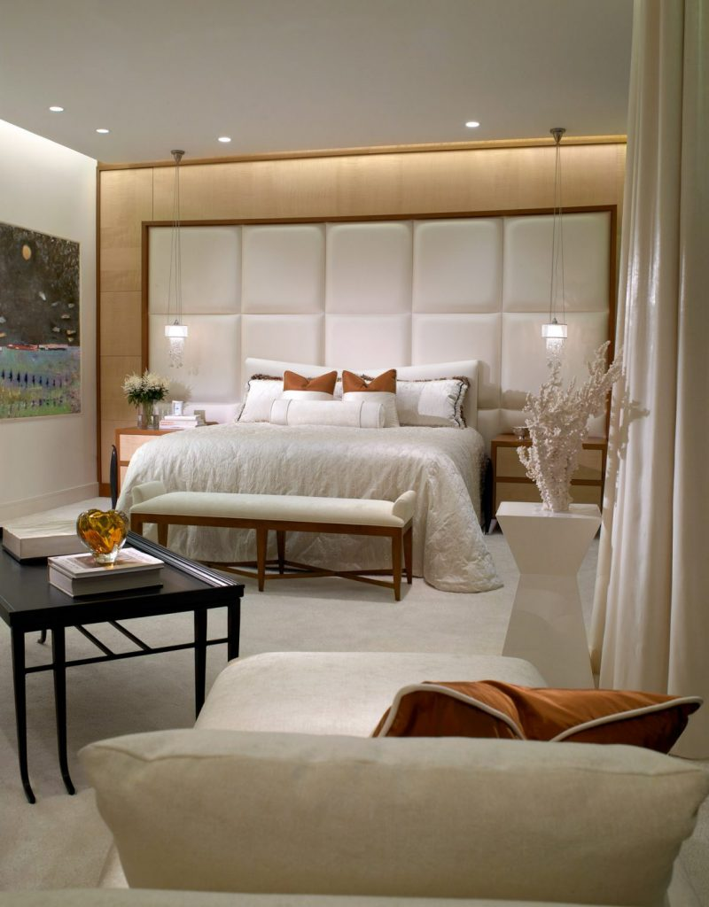 Get To Know These Miami Based Top Interior Designers - Part I top interior designers Get To Know These Florida Based Top Interior Designers – Part I 010 KATZ Master Bedroom e1560338190869