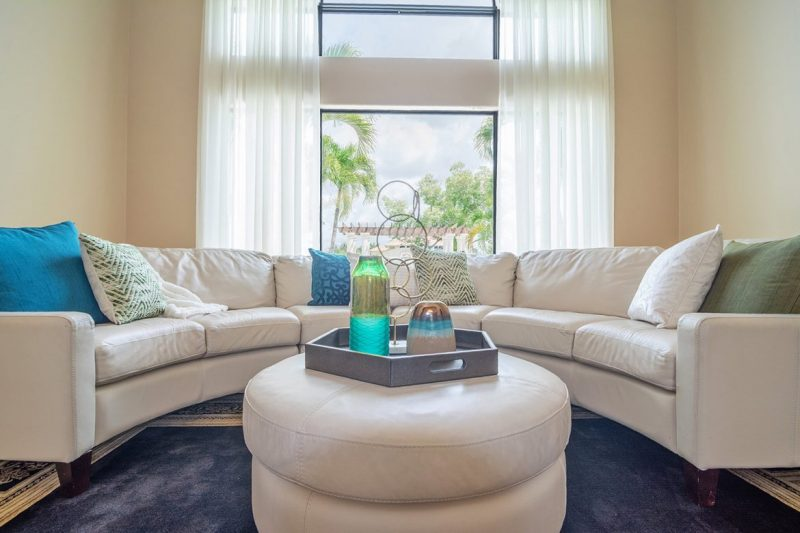 Discover The Most Incredible Top 20 Interior Designers From Miami top 20 interior designers Discover The Most Incredible Top 20 Interior Designers From Miami Formal Living Room captiva design bridget king florida home interiors e1560937286671