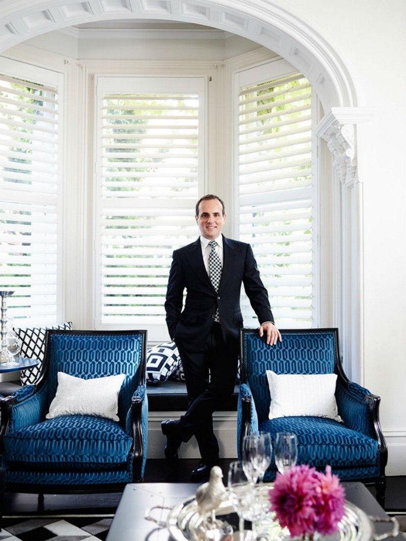 Fall In Love With With The Top 100 Interior Designers - Part I top 100 interior designers Fall In Love With With The Top 100 Interior Designers  – Part I Top 100 Interior Designers by CovetED Magazine Part I 26