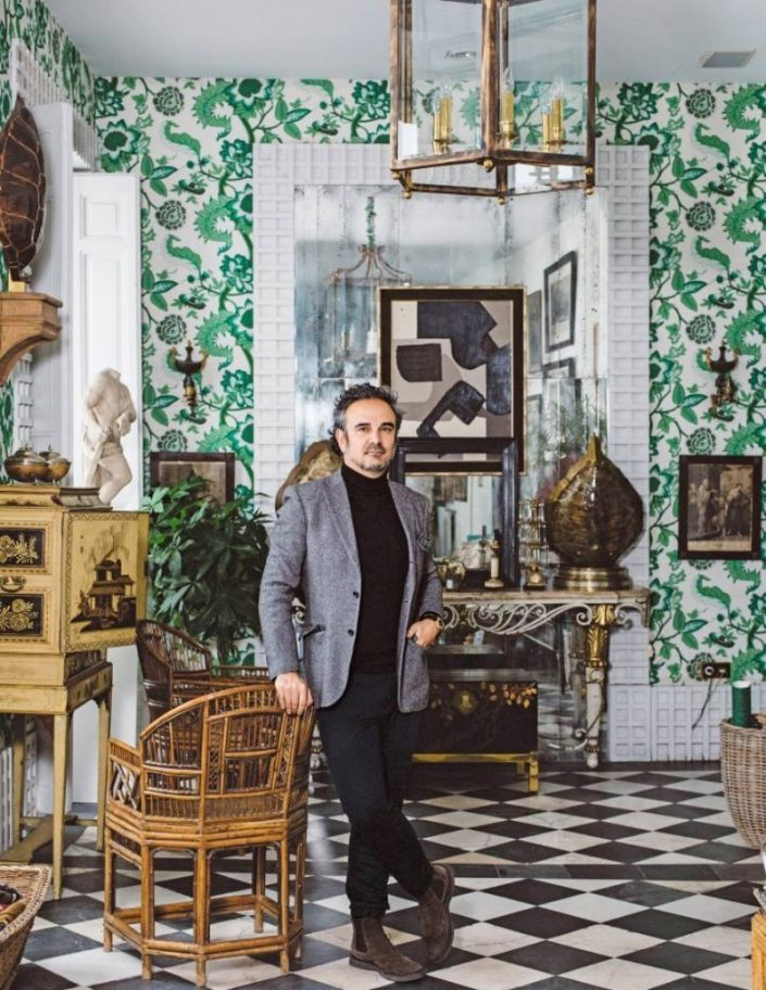 Fall In Love With With The Top 100 Interior Designers - Part I top 100 interior designers Fall In Love With With The Top 100 Interior Designers  – Part I Top 100 Interior Designers by CovetED Magazine Part I 48 705x912