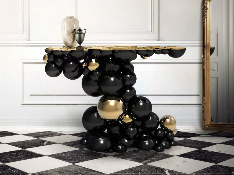 Chic Urban Decór, A Magnificent Trend For The Ages chic urban décor Chic Urban Decór, A Magnificent Trend For The Ages newton side table