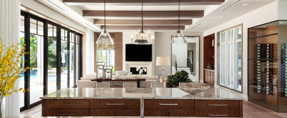 Beasley And Henley Present The Most Incredible Kitchen Projects beasley and henley Beasley And Henley Present The Most Incredible Kitchen Projects kitchentofamilyroomlhsmall 944x390