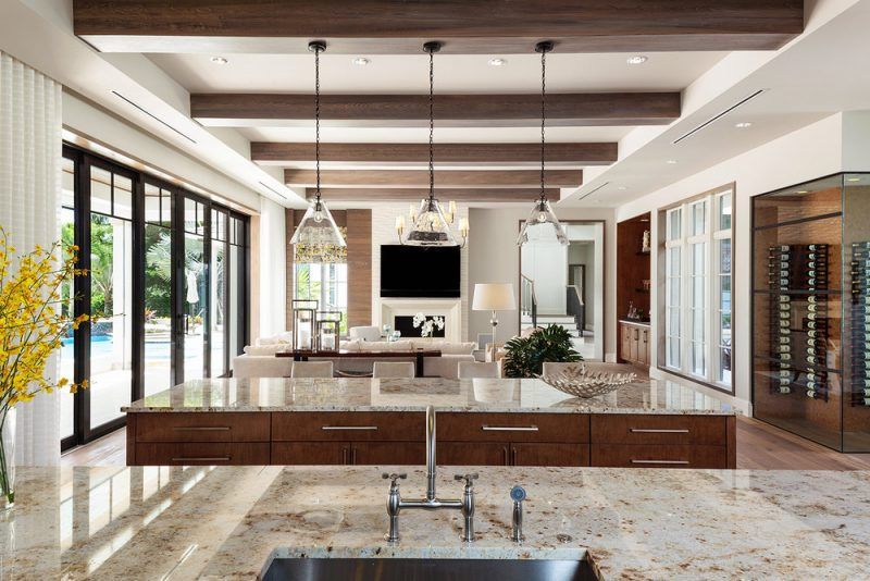 Beasley And Henley Present The Most Incredible Kitchen Projects beasley and henley Beasley And Henley Present The Most Incredible Kitchen Projects kitchentofamilyroomlhsmall e1562661690822