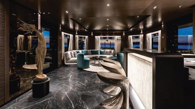 stylish yacht design trends Find The 10 Most Stylish Yacht Design Trends For 2019 Find The 10 Most Stylish Yacht Design Trends For 2019 6