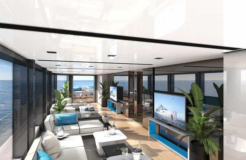 hybrid explorer yacht Admire Gill Schmid's New Superyacht Project, The Hybrid Explorer Yacht Admire Gill Schmids New Superyacht Project The Hybrid Explorer Yacht 6