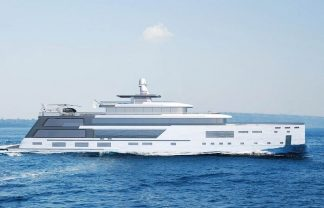hybrid explorer yacht Admire Gill Schmid's New Superyacht Project, The Hybrid Explorer Yacht Admire Gill Schmids New Superyacht Project The Hybrid Explorer Yacht 7 324x208