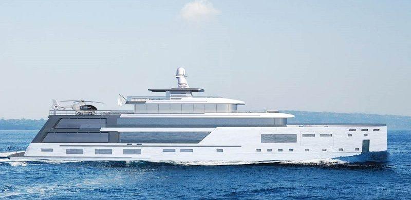 hybrid explorer yacht Admire Gill Schmid's New Superyacht Project, The Hybrid Explorer Yacht Admire Gill Schmids New Superyacht Project The Hybrid Explorer Yacht 7 800x390