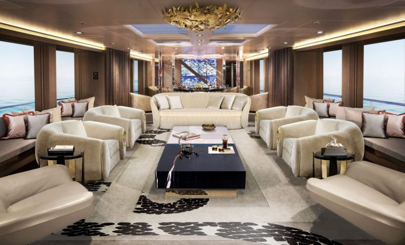 yacht interiors Be Inspired By The Most Bespoke Pieces On Yacht Interiors Be Inspired By The Most Bespoke Pieces On Yacht Interiors 5 e1570614698523