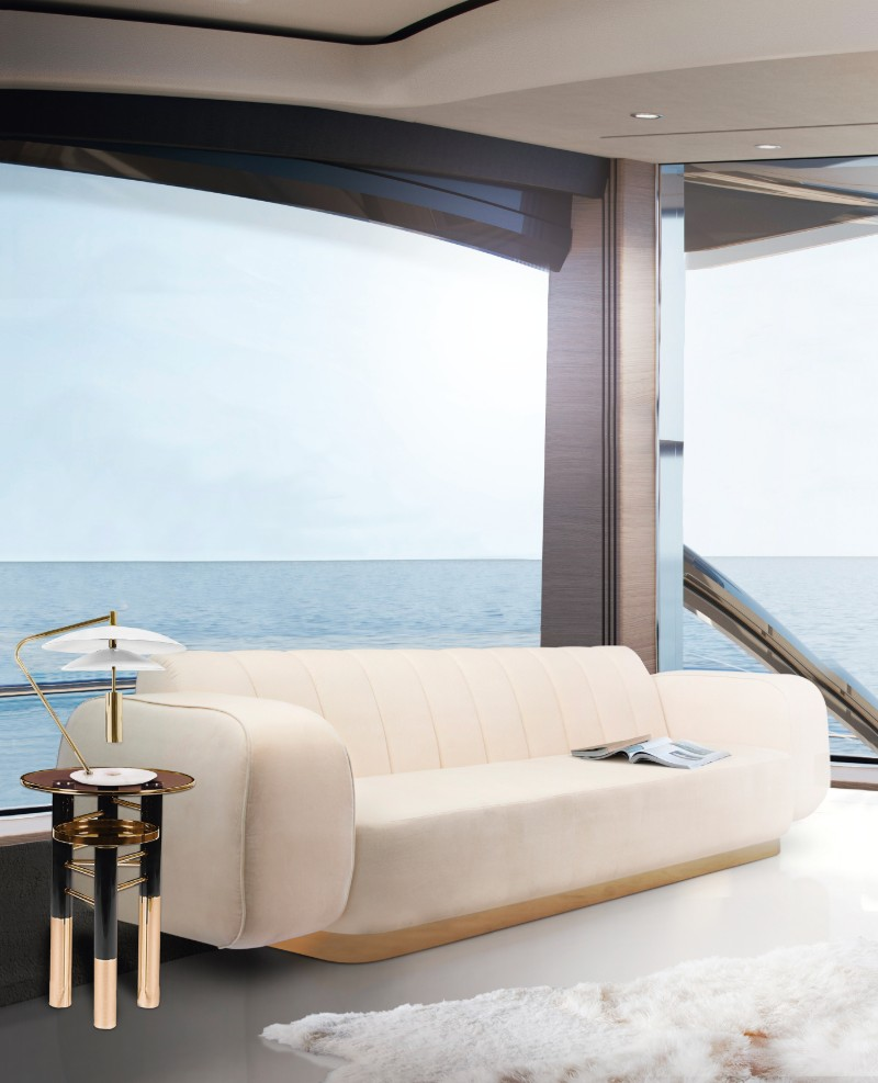 yacht interiors Be Inspired By The Most Bespoke Pieces On Yacht Interiors Be Inspired By The Most Bespoke Pieces On Yacht Interiors