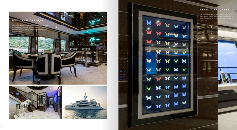 spectacular superyachts: inspired interiors Spectacular Superyachts: Inspired Interiors: For Yacht Enthusiasts Spectacular Superyachts Inspired Interiors For Yacht Enthusiasts 3