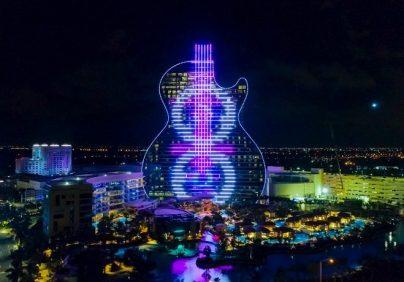 hard rock's massive guitar-shaped hotel Be Amazed By Hard Rock's Massive Guitar-Shaped Hotel By Klai Juba Be Amazed By Hard Rocks Massive Guitar Shaped Hotel By Klai Juba 404x282
