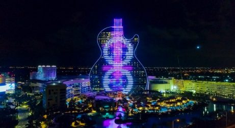 hard rock's massive guitar-shaped hotel Be Amazed By Hard Rock's Massive Guitar-Shaped Hotel By Klai Juba Be Amazed By Hard Rocks Massive Guitar Shaped Hotel By Klai Juba 461x251