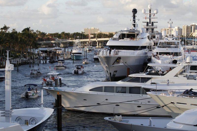 flibs 2019 FLIBS 2019: Highlights Of The Luxurious Yachting Event FLIBS 2019 Highlights Of The Luxurious Yachting Event 2 e1572866813987