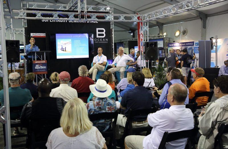 flibs 2019 FLIBS 2019: Highlights Of The Luxurious Yachting Event FLIBS 2019 Highlights Of The Luxurious Yachting Event e1572866518112