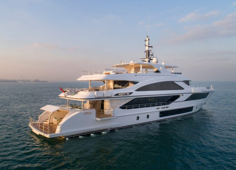 majesty 140 Majesty 140 Crowned The Best Of Show At FLIBS 2019 Majesty 140 Crowned The Best Of Show At FLIBS 2019 5 e1572876449183