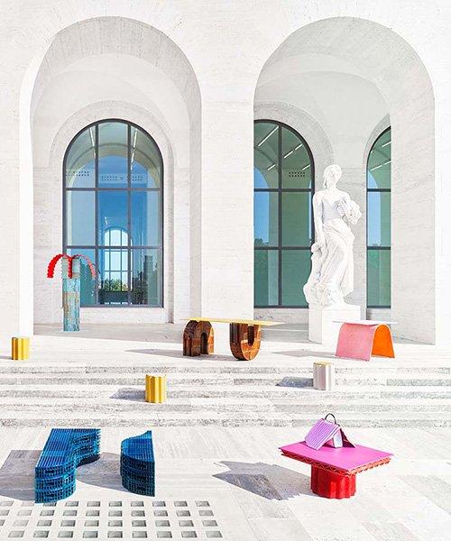 design miami 2019 Design Miami 2019: Admire FENDI's Roman Molds by Kueng Caputo Design Miami 2019 Admire FENDIs Roman Molds by Kueng Caputo 2