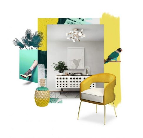 mid-century furniture Fall In Love With Mid-Century Furniture Inspired By Pantone Colors Fall In Love With Mid Century Furniture Inspired By Pantone Colors1 487x469