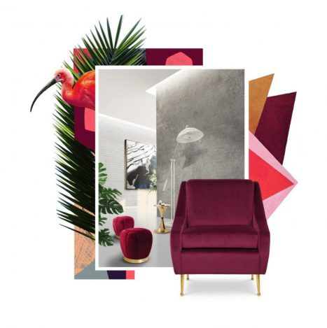 mid-century furniture Fall In Love With Mid-Century Furniture Inspired By Pantone Colors Fall In Love With Mid Century Furniture Inspired By Pantone Colors5 467x469