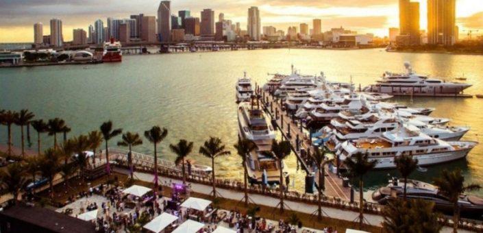 Miami Yacht Show, Miami Design Agenda, Boat Show, Yacht Show, Yacht lifestyle miami yacht show Miami Yacht Show – Love On The Docks 22 1 705x340