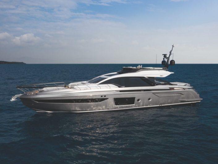 Miami Yacht Show, Miami Design Agenda, Miami Event, Yacht, Yacht Lifestyle miami yacht show Miami Yacht Show Highlights – Top 5 Yacht Debuts! Azimut S8 705x529
