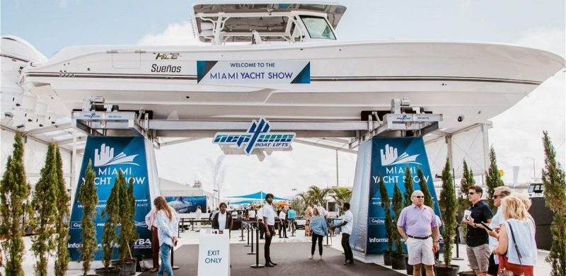 miami yacht show Countdown For The Miami Yacht Show Begins! Countdown For The Miami Yacht Show Begins 800x390