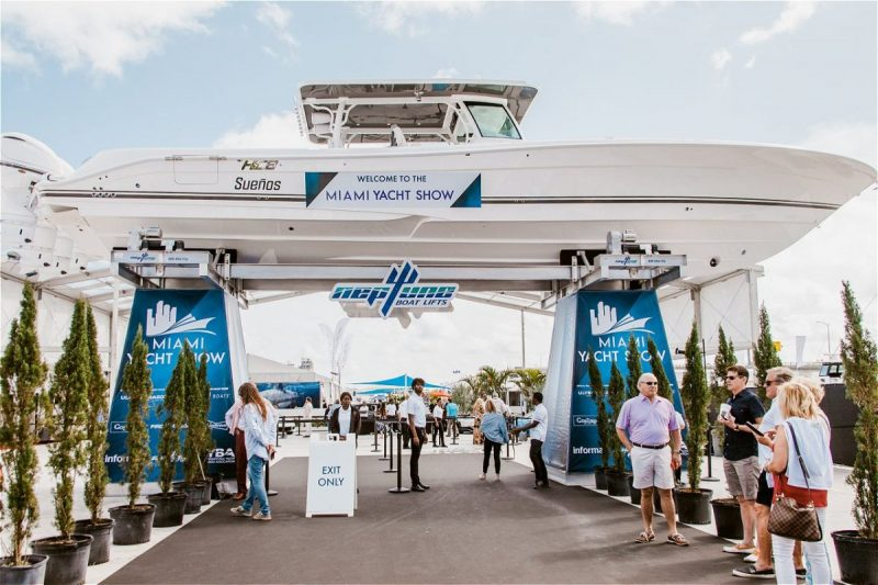 miami yacht show Countdown For The Miami Yacht Show Begins! Countdown For The Miami Yacht Show Begins