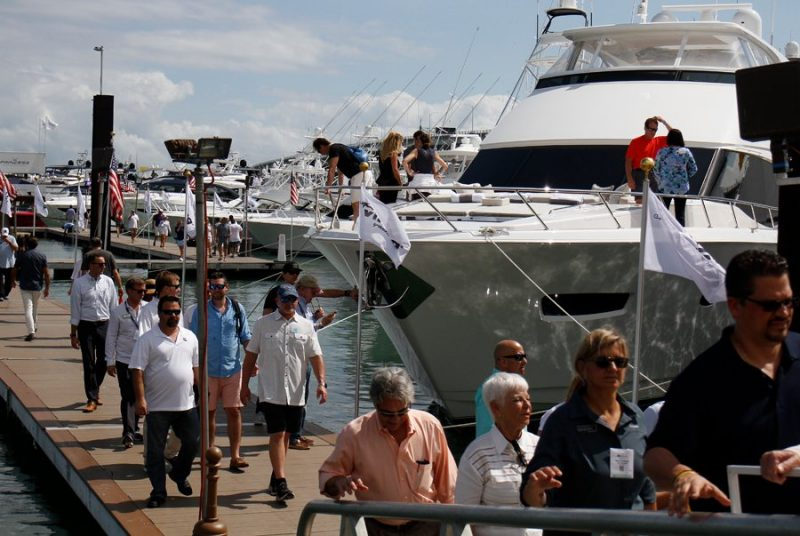 miami yacht show Countdown For The Miami Yacht Show Begins! Countdown For The Miami Yacht Show Begins3