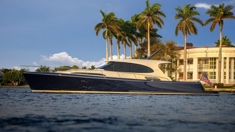 miami yacht show Palm Beach Motor Yachts Debuted GT60 At Miami Yacht Show Palm Beach Motor Yachts Debuted GT60 At Miami Yacht Show scaled e1582208140697