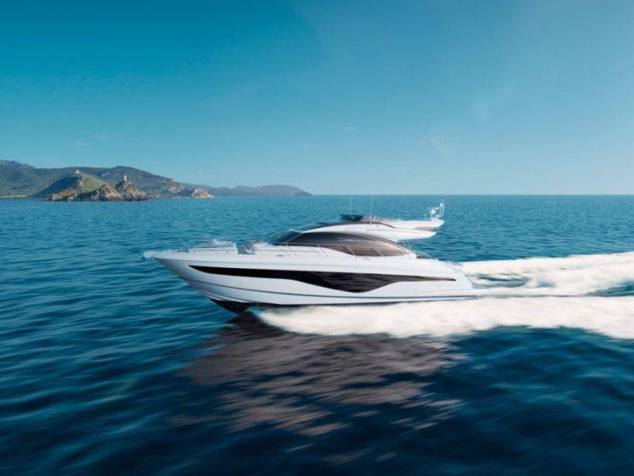 Miami Yacht Show, Miami Design Agenda, Miami Event, Yacht, Yacht Lifestyle miami yacht show Miami Yacht Show Highlights – Top 5 Yacht Debuts! Princess s62 705x529