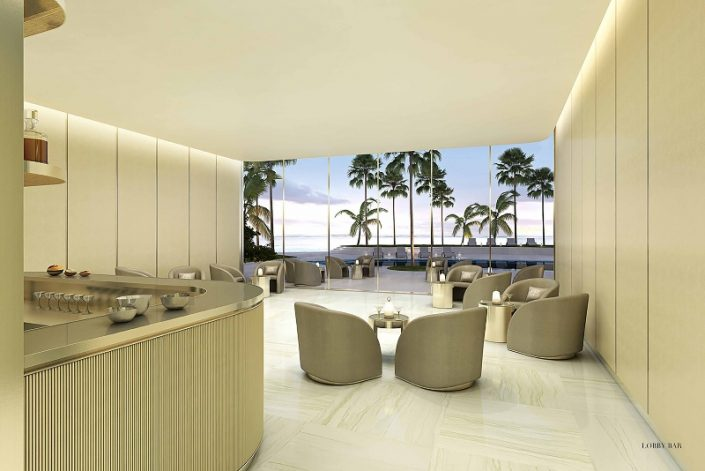 The Residences in Miami, The 60-story Tower by Armani Casa the residences by armani casa The Residences in Miami, The 60-story Tower by Armani Casa Armani Casa 2 705x471