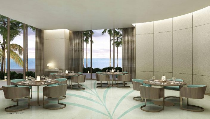 The Residences in Miami, The 60-story Tower by Armani Casa the residences by armani casa The Residences in Miami, The 60-story Tower by Armani Casa Armani Casa 5 705x401