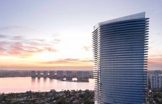 the residences by armani casa The Residences in Miami, The 60-story Tower by Armani Casa Armani Casa Capa 324x208
