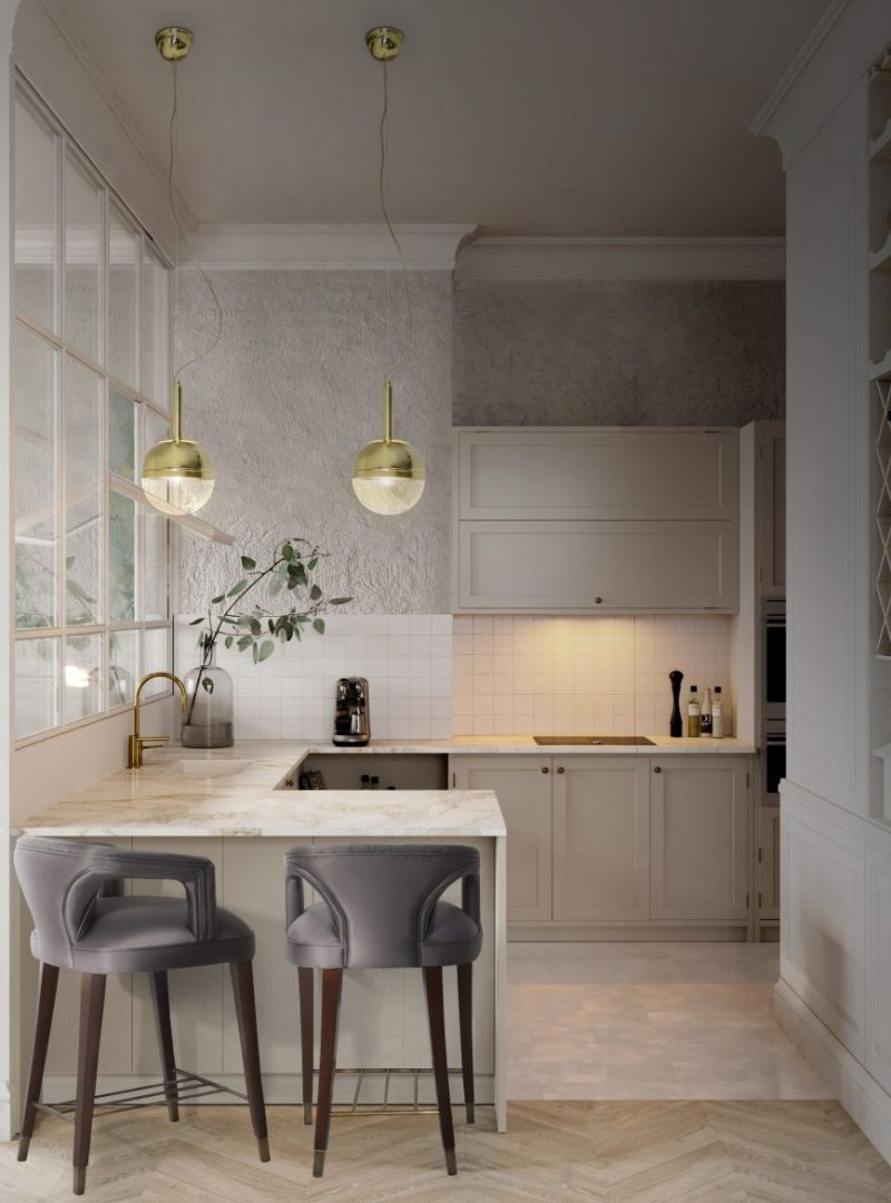 best bar stool ideas Be Inspired By The Best Bar Stool Ideas For Your Home Be Inspired By The Best Bar Stool Ideas For Your Home 3 scaled e1583343069350