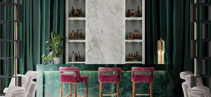 best bar stool ideas Be Inspired By The Best Bar Stool Ideas For Your Home Be Inspired By The Best Bar Stool Ideas For Your Home 848x390