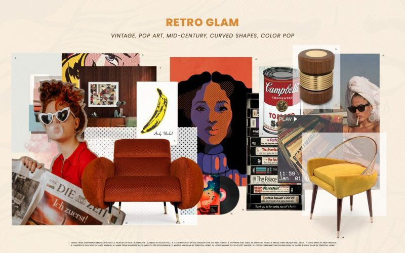 retro glam Retro Glam Decor To Comfort Your Miami Home! Retro Glam Decor To Comfort Your Miami Home e1585154870279